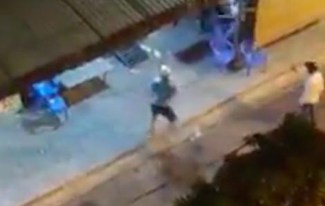 Nguyên nhân nhóm thanh niên hỗn chiến, nghi nổ súng khiến 2 người bị thương