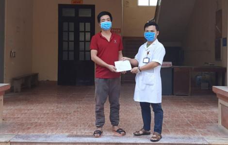 Bệnh nhân mắc COVID-19 từng ăn cơm 5 lần ở căn tin Bệnh viện Bạch Mai khỏi bệnh, xuất viện