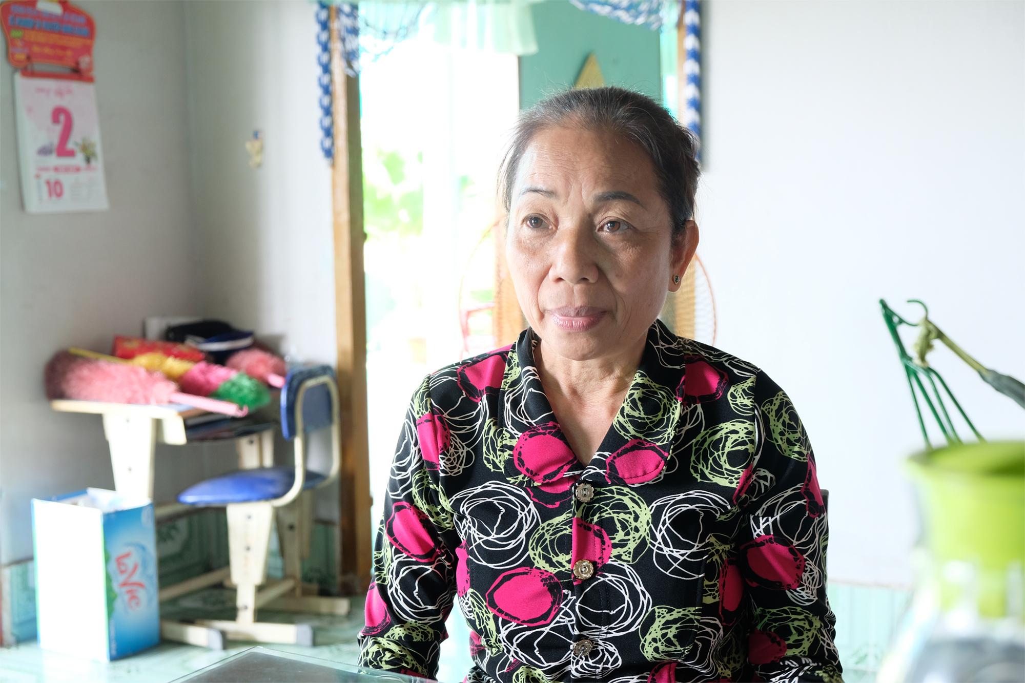 """Bà Nguyễn Thị Loan cho biết, sau phiên tòa 6 - 8/5 tới, """"nhứt định Hải sẽ được thả tự do, cả nhà đang đợi Hải về, để cất nhà, ổn định cuộc sống"""