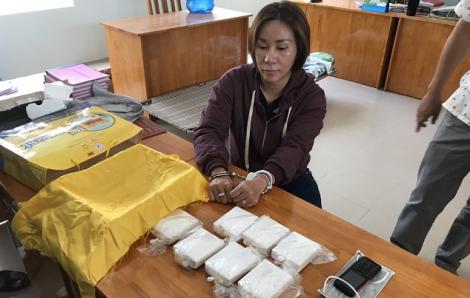 Bốn tháng theo dấu, tóm gọn băng nhóm buôn bán ma túy số lượng lớn ở trung tâm TPHCM