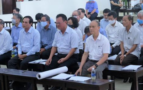 Hai cựu chủ tịch TP. Đà Nẵng kêu oan trong phiên tòa phúc thẩm