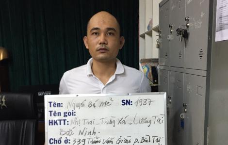 Bắt nhóm giang hồ cho vay nặng lãi thủ súng đạn ở Sài Gòn