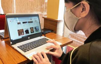 """Bán hàng online mùa dịch không hề """"ngon ăn"""""""