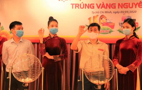 Khách hàng tại Bình Thuận trúng 1kg vàng từ HDBank