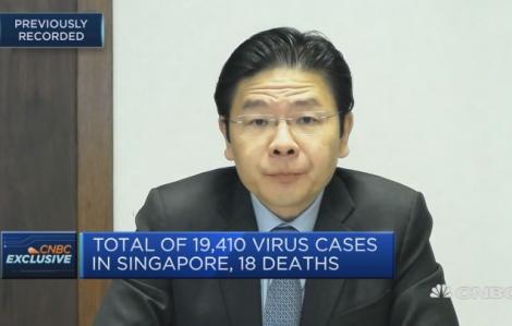 Singapore mới đi được nửa đường chống dịch COVID-19?