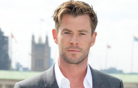 """Thần """"Thor"""" Chris Hemsworth: """"Làm bố quá khó"""""""