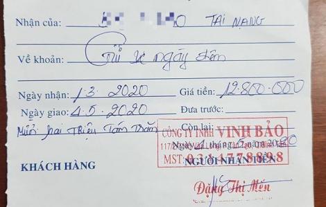 """Yêu cầu Công an quận Bình Tân báo cáo vụ """"thu gần 13 triệu đồng tiền giữ xe tai nạn"""""""