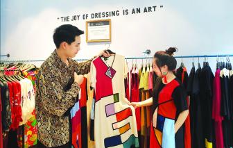 Nhà thiết kế Cường Nguyễn: Nghề chọn người