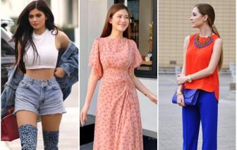 Thời trang mùa hè 2020: Đơn giản và nữ tính