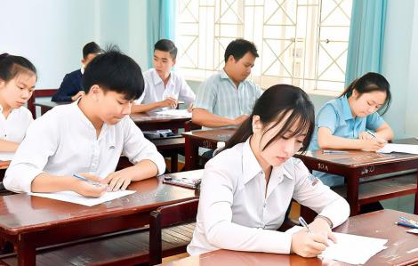 Bộ GD-ĐT công bố đề minh họa kỳ thi tốt nghiệp THPT 2020