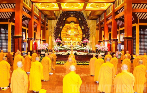 Giáo hội Phật giáo Việt Nam tổ chức trọng thể Đại lễ Phật đản Phật lịch 2564 – dương lịch 2020