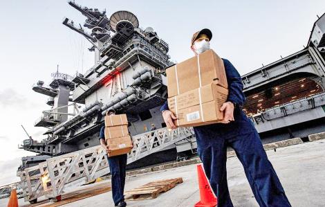 Mỹ bắt đầu cuộc đua hỏa lực với Trung Quốc ở châu Á - Thái Bình Dương
