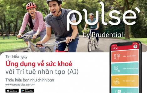Prudential Việt Nam ra mắt ứng dụng chăm sóc sức khỏe