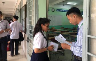 Bộ GD-ĐT công bố quy chế tuyển sinh 2020