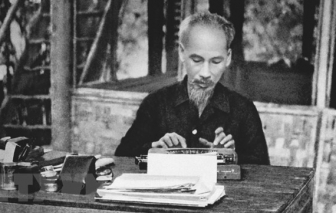 Chủ tịch Hồ Chí Minh: Tự do cho đồng bào tôi, độc lập cho Tổ quốc tôi!