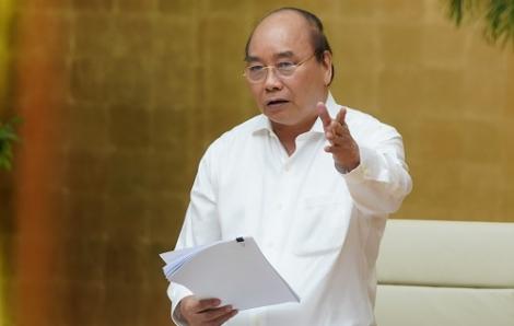 """Thủ tướng """"đính chính"""" lại tốc độ tăng trưởng cho TPHCM"""