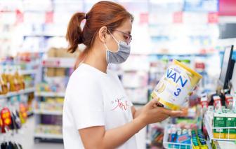 NAN SUPREME 3 mới của Nestlé tăng cường đề kháng cho trẻ