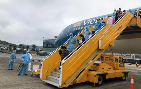 276 công dân Việt Nam ở Canada đã được đưa về nước