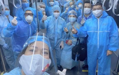 """Hành trình 33 giờ """"giải cứu"""" công dân Việt Nam cách nửa vòng trái đất"""