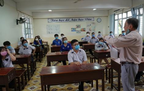 TPHCM: Trường học có thể kết thúc năm học trước 15/7