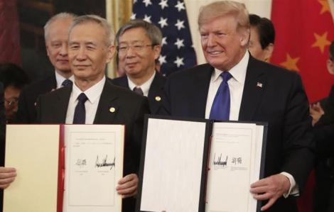 Thỏa thuận thương mại Mỹ - Trung: Mỹ dọa sẽ rút