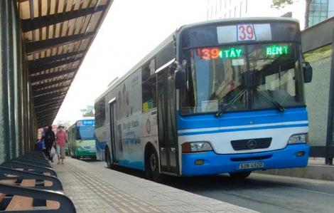 Từ 11/5, TPHCM khôi phục toàn bộ hoạt động xe buýt