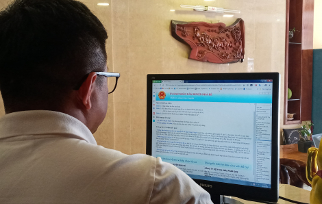 Xin giấy phép xây dựng trực tuyến: TPHCM hướng đến cung cấp thông tin quy hoạch chi tiết từng thửa đất
