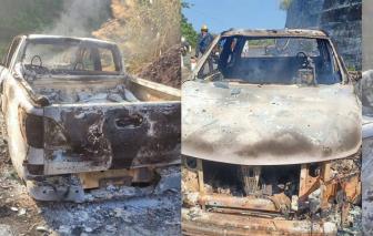 Vụ xác người trong ô tô bị cháy: Bí thư Đảng ủy xã thừa nhận là thủ phạm giết người, tạo hiện trường giả
