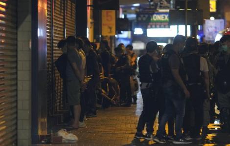 Cảnh sát Hồng Kông bắt giữ hơn 200 người biểu tình