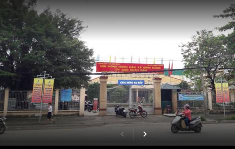 Đề nghị xem xét dấu hiệu tham ô tài sản Nhà nước của chủ tịch UBND xã Bình Hưng