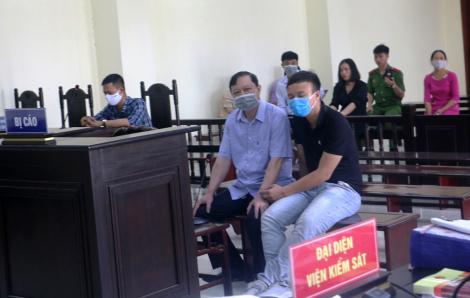 Cựu trưởng Công an thành phố Thanh Hóa lĩnh 2 năm tù về tội nhận hối lộ