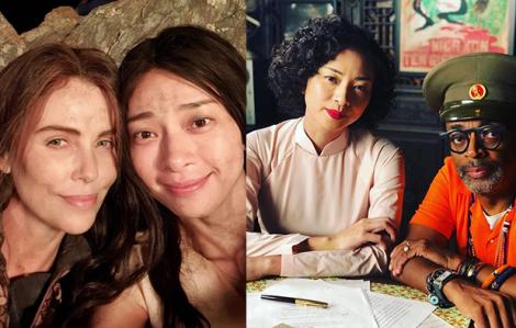 Ngô Thanh Vân gặp khó khi đóng phim của đạo diễn gạo cội Spike Lee