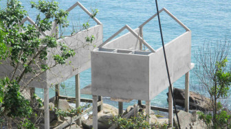 Phát hiện hàng loạt dự án resort xây trái phép ở thành phố Quy Nhơn