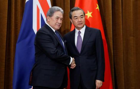 """New Zealand sẽ """"tự mình đứng vững"""", bất chấp cảnh báo của Trung Quốc"""