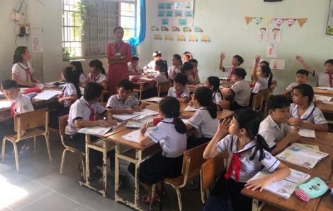 Trước 30/5 phải báo cáo thời điểm tăng giá dịch vụ giáo dục