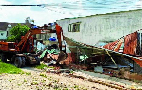 Bài 3: Thiệt hại kép từ nạn xây nhà không phép