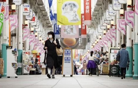 Nhật Bản dỡ bỏ tình trạng khẩn cấp nhiều khu vực sớm hơn 2 tuần