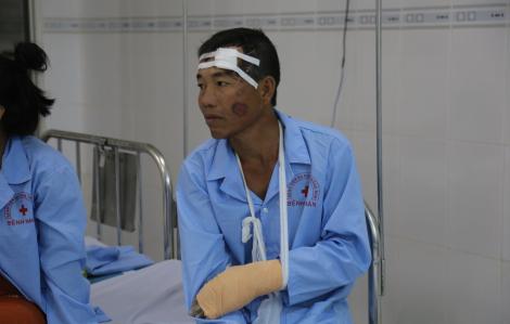 Vụ sập tường khiến 10 người tử vong ở tỉnh Đồng Nai là do... gió mạnh?!