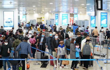 Từ 16/5 các chặng bay nội địa được tăng chuyến