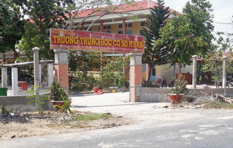 Vụ sửa điểm ở Vĩnh Long: Điểm chấm lại thấp, toàn bộ học sinh… thi lại