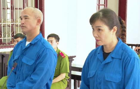 Xuyên Việt về miền Tây cho vay nặng lãi, cặp đôi lãnh án tù