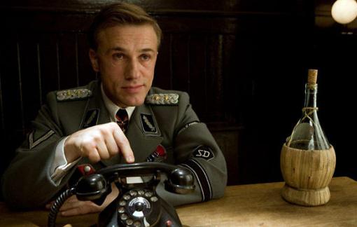 Bài 3: Diễn viên Christoph Waltz: Sinh ra để đóng vai phản diện