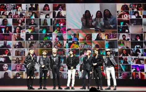Biểu diễn trực tuyến: Mô hình kinh doanh mới của Kpop