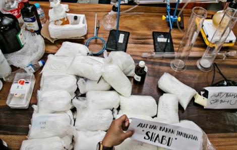 Buôn bán ma túy trực tuyến phát triển tại châu Á - Thái Bình Dương