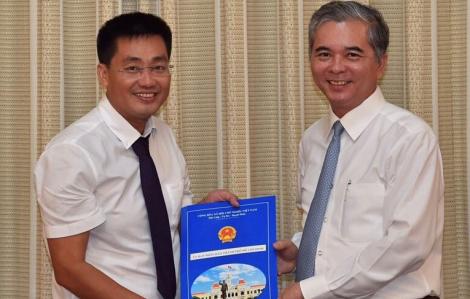 Ông Phạm Văn Nghì giữ chức Phó chánh Thanh tra TPHCM