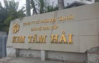 Chủ đầu tư dự án Kim Tâm Hải xây trái phép