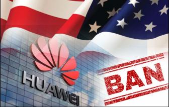 Mỹ tìm cách loại Huawei khỏi thị trường sản xuất chip bán dẫn