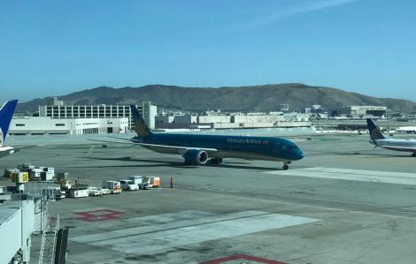 Thêm một chuyến bay đón công dân Việt Nam đã cất cánh từ Mỹ