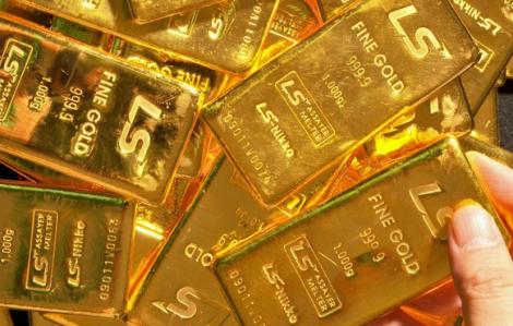 Vàng thế giới lên 49,23 triệu đồng/lượng. Vàng trong nước nối đà tăng theo