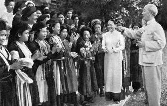 Lời dặn của Bác và bản sắc mang tên Phụ nữ Việt Nam